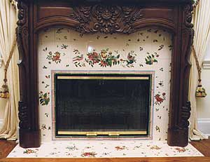 FireplacePorcellana